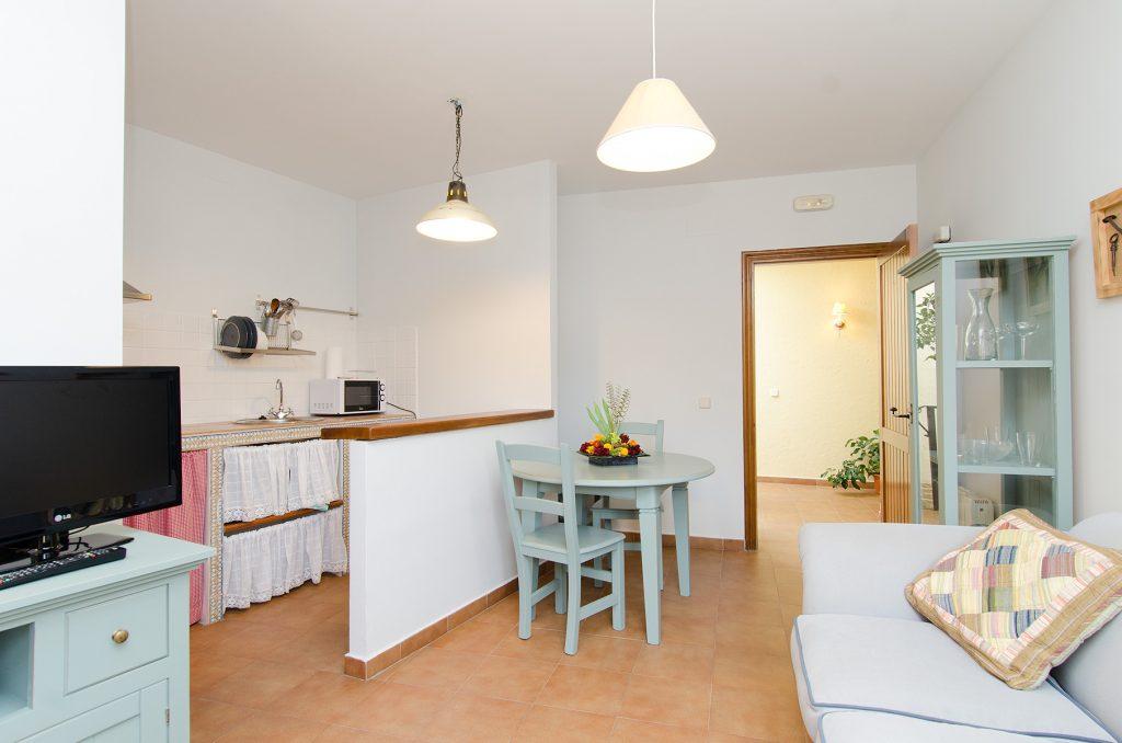 Apartment 3: Hospedería del Valle