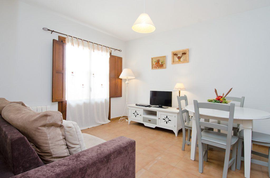 Apartment 5: Hospedería del Valle
